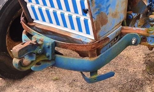 [Image Front Bumper As Found]