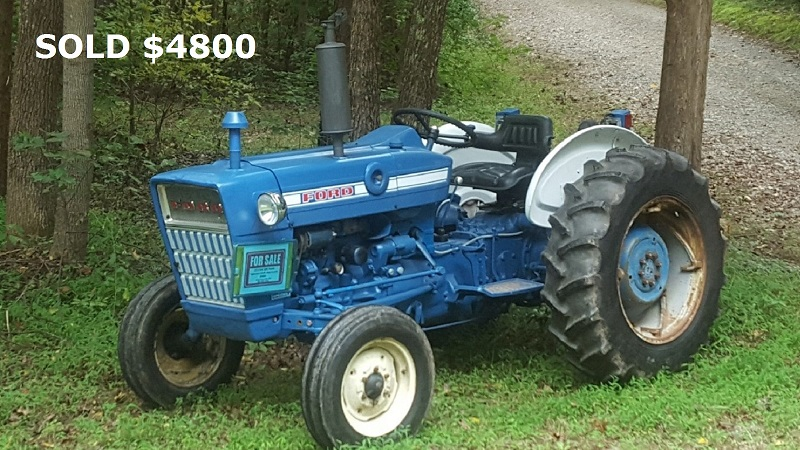 [Image - Tractor Sold]